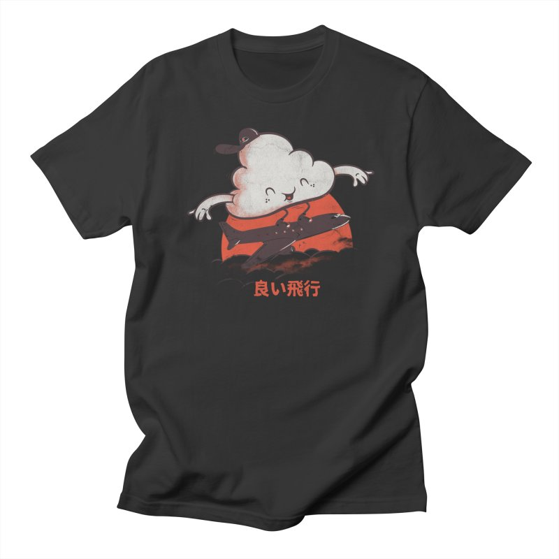 Good Flight Men's T-shirt by gums's Artist Shop