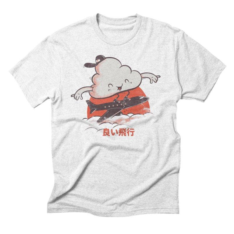 Good Flight Men's Triblend T-shirt by gums's Artist Shop