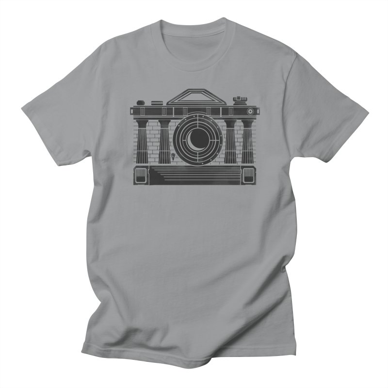 Temple Of Photographie Men's T-Shirt by gums's Artist Shop