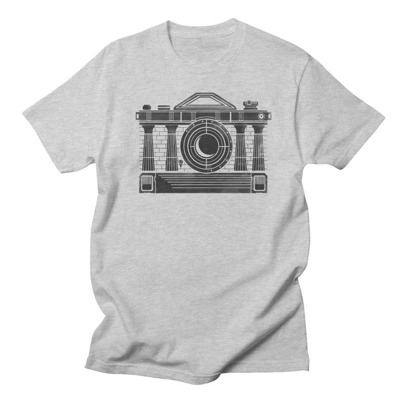 Temple Of Photographie Men's T-Shirt by gums's Artist Shop