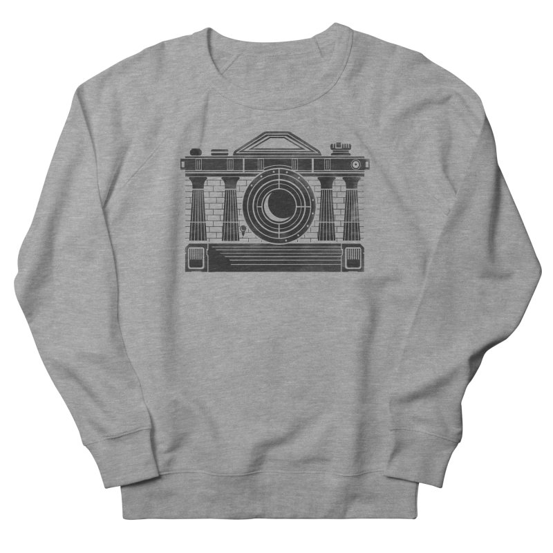 Temple Of Photographie Women's Sweatshirt by gums's Artist Shop