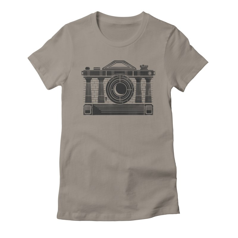 Temple Of Photographie   by gums's Artist Shop