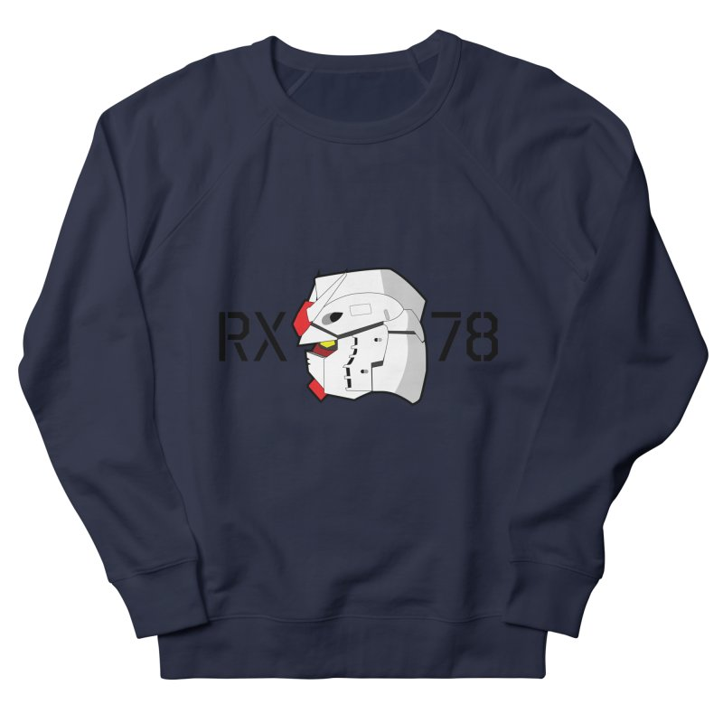 RX-78 Women's French Terry Sweatshirt by GundamUK's Store!