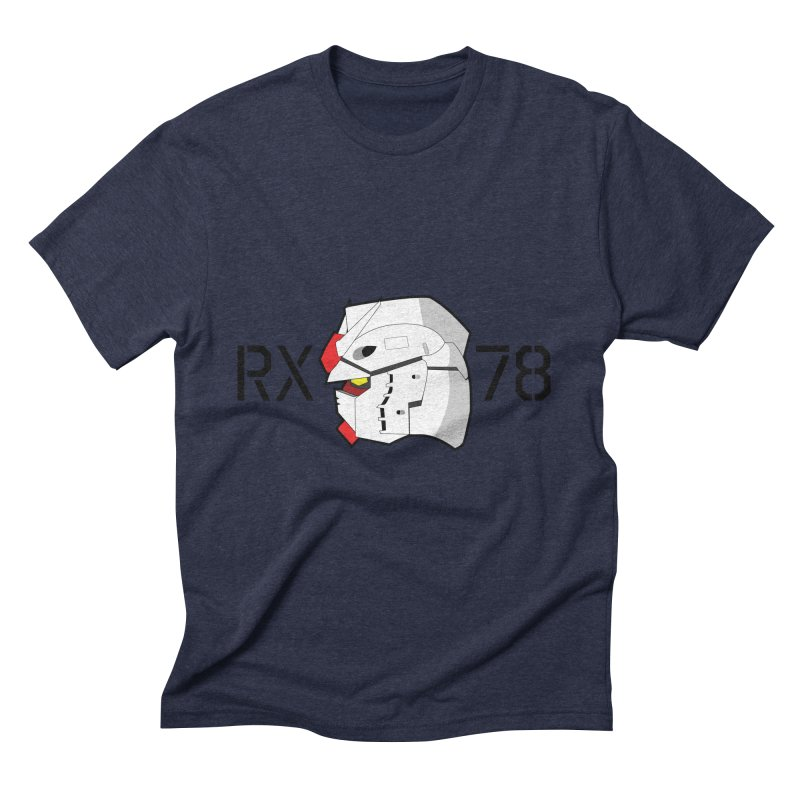 RX-78 Men's Triblend T-Shirt by GundamUK's Store!