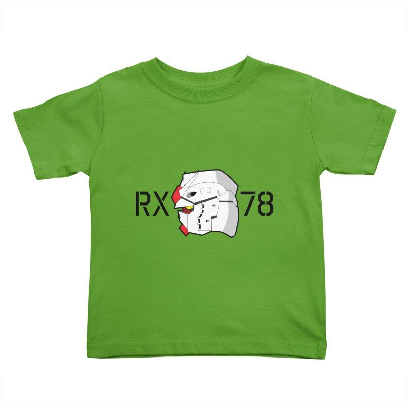 RX-78 Kids Toddler T-Shirt by GundamUK's Store!