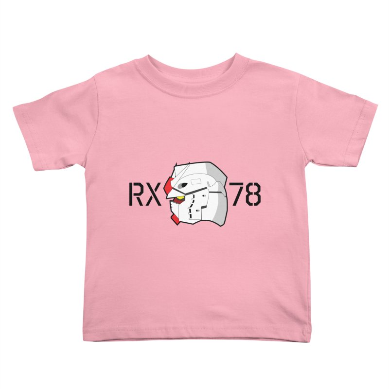 RX-78 Kids Toddler T-Shirt by GundamUK's Store!