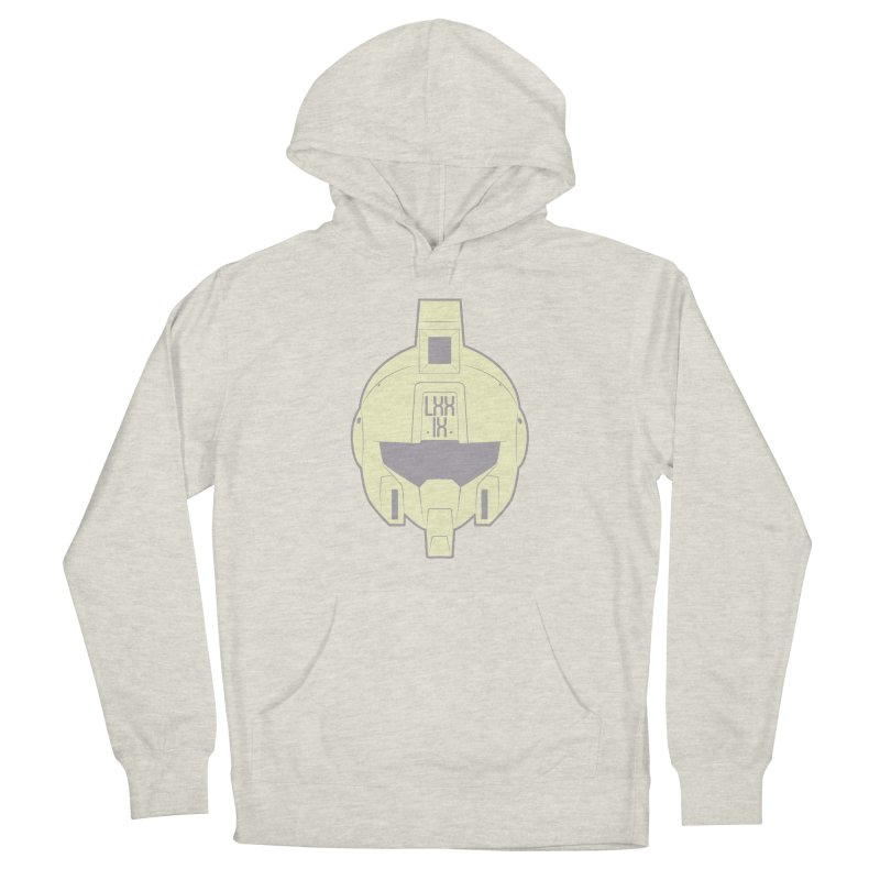 GM79 Men's French Terry Pullover Hoody by GundamUK's Store!