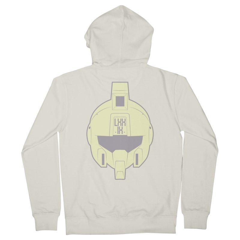 GM79 Men's French Terry Zip-Up Hoody by GundamUK's Store!