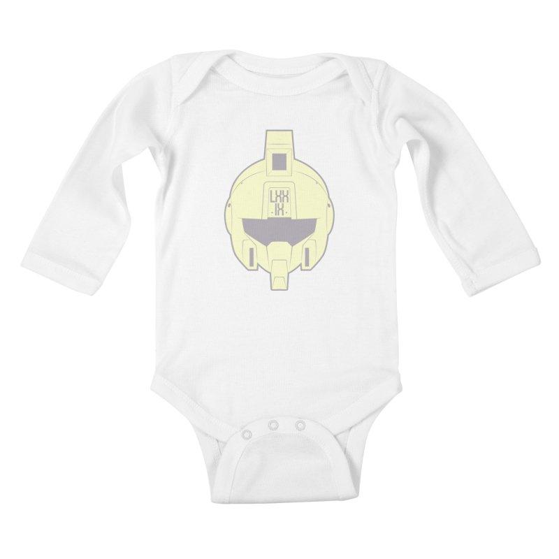 GM79 Kids Baby Longsleeve Bodysuit by GundamUK's Store!