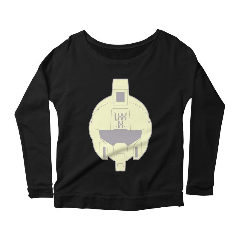 GM79 Women's Scoop Neck Longsleeve T-Shirt by GundamUK's Store!