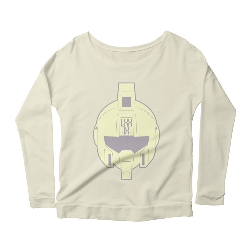 GM79 Women's Scoop Neck Longsleeve T-Shirt by GundamUK's Store!