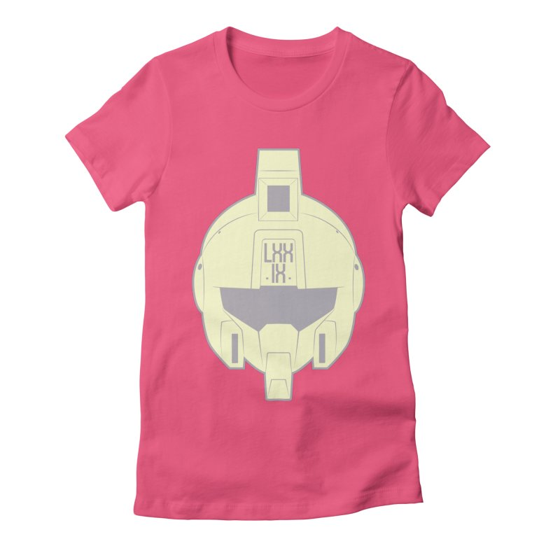 GM79 Women's Fitted T-Shirt by GundamUK's Store!