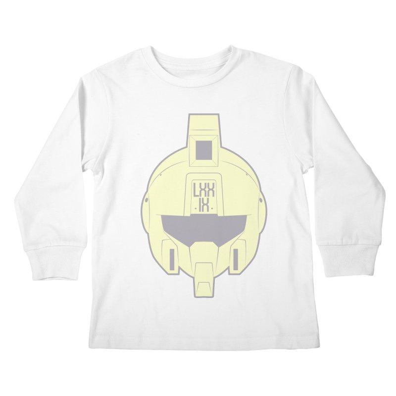 GM79 Kids Longsleeve T-Shirt by GundamUK's Store!