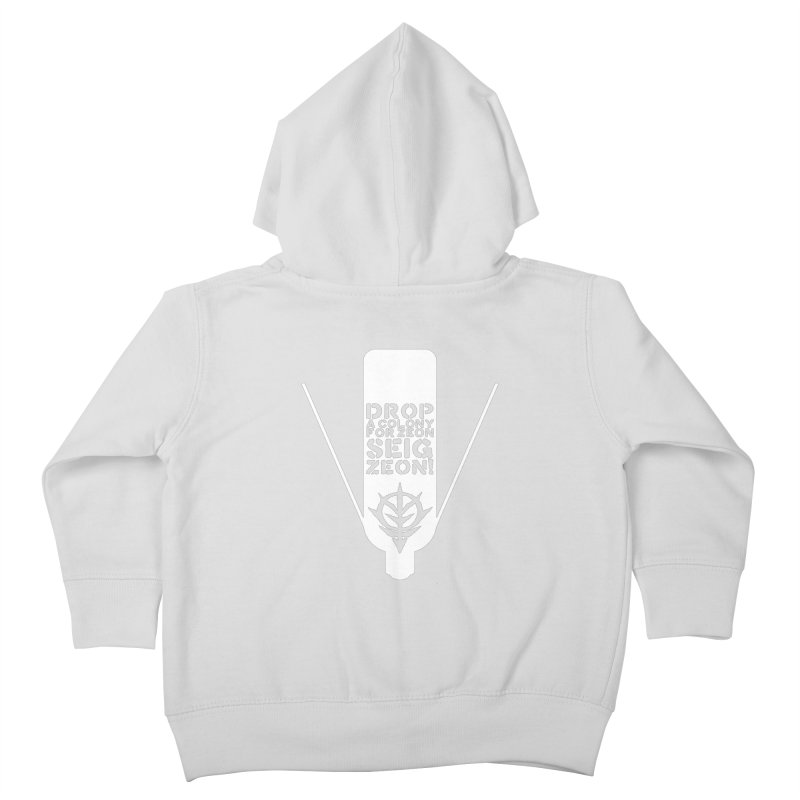 Drop a colony Kids Toddler Zip-Up Hoody by GundamUK's Store!