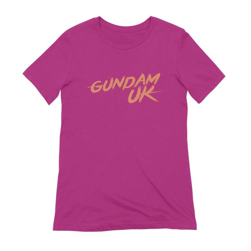 Gundam UK Women's Extra Soft T-Shirt by GundamUK's Store!