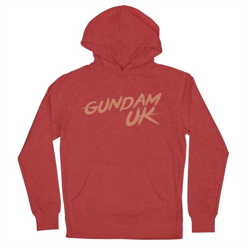 Gundam UK Women's French Terry Pullover Hoody by GundamUK's Store!