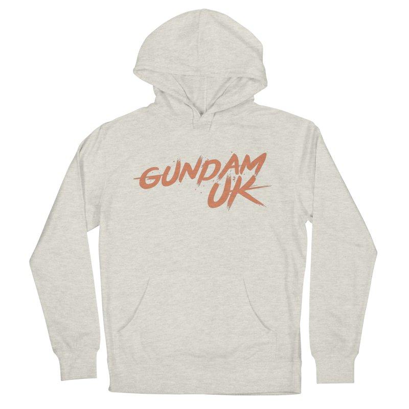 Gundam UK Men's French Terry Pullover Hoody by GundamUK's Store!