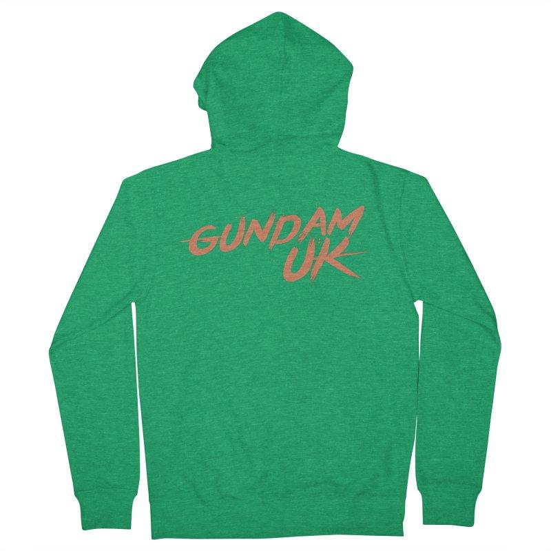 Gundam UK Women's Zip-Up Hoody by GundamUK's Store!