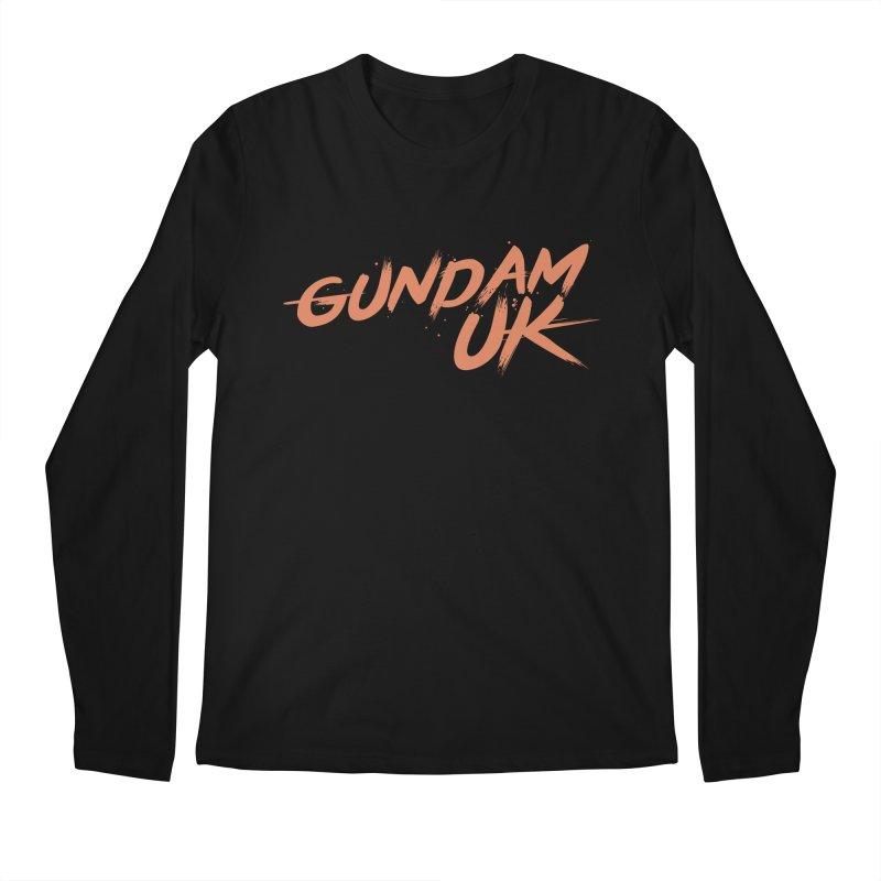 Gundam UK Men's Regular Longsleeve T-Shirt by GundamUK's Store!