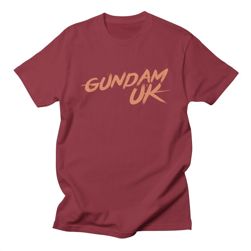Gundam UK Men's Regular T-Shirt by GundamUK's Store!