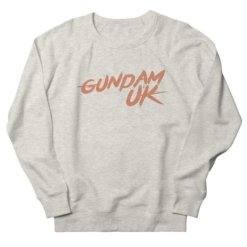 Gundam UK Women's French Terry Sweatshirt by GundamUK's Store!