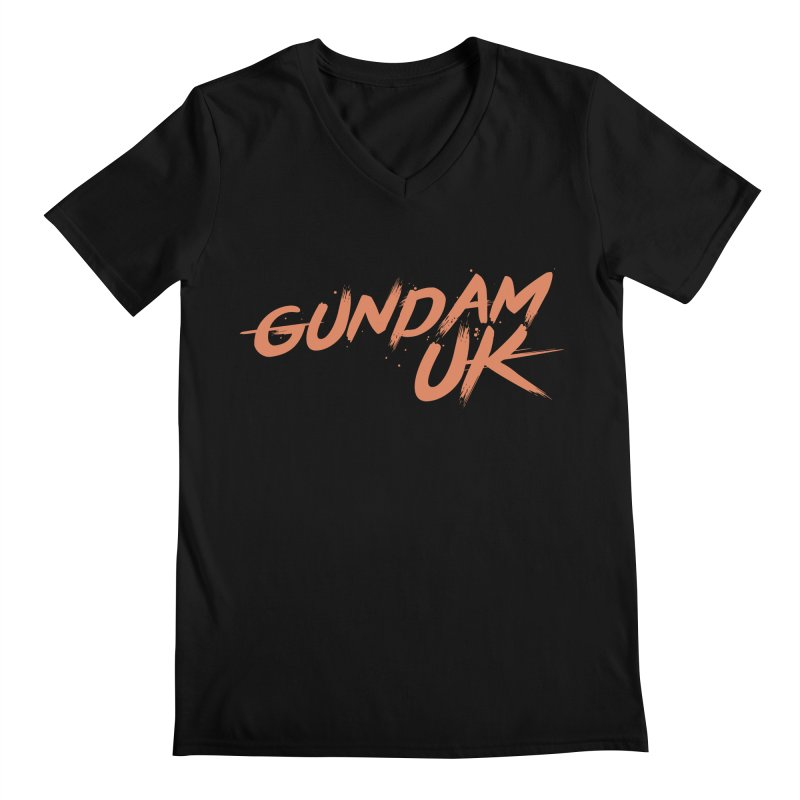 Gundam UK Men's Regular V-Neck by GundamUK's Store!