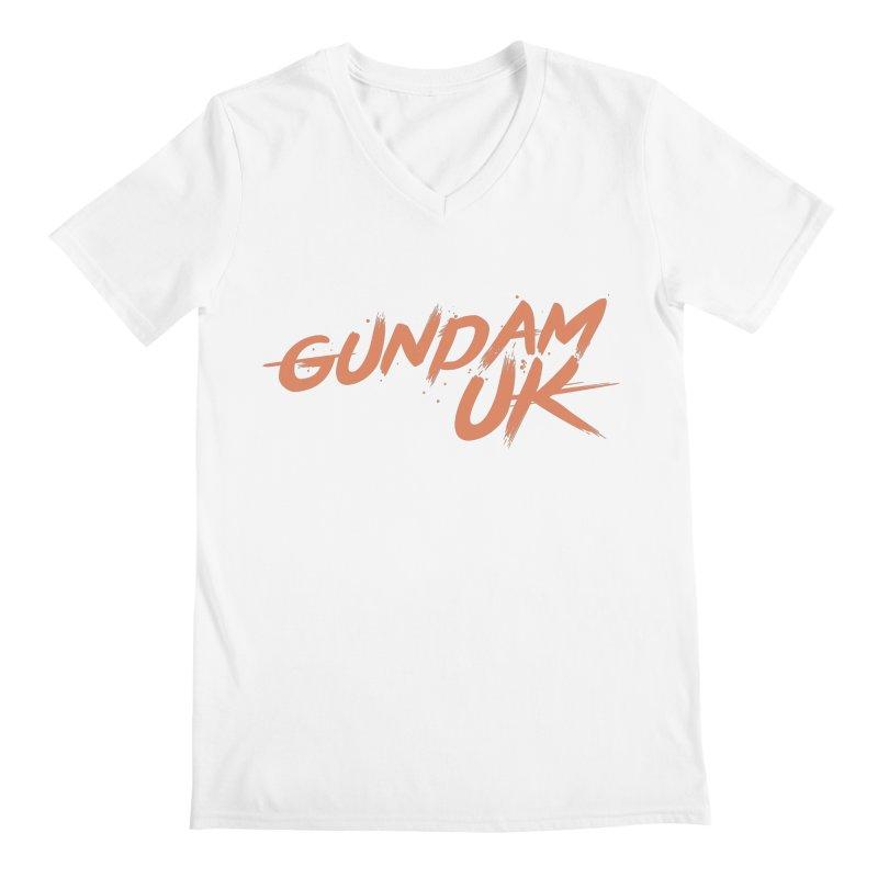 Gundam UK Men's Regular V-Neck by GundamUK's Store!