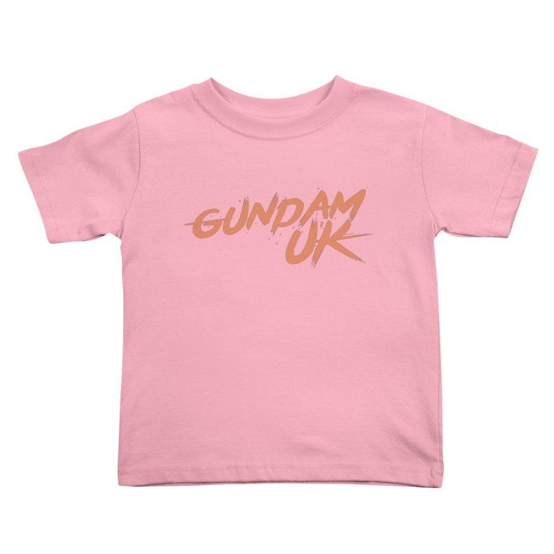 Gundam UK Kids Toddler T-Shirt by GundamUK's Store!