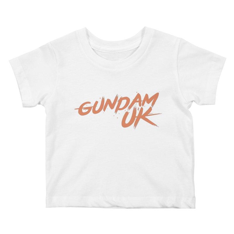 Gundam UK Kids Baby T-Shirt by GundamUK's Store!