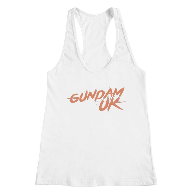 Gundam UK Women's Racerback Tank by GundamUK's Store!