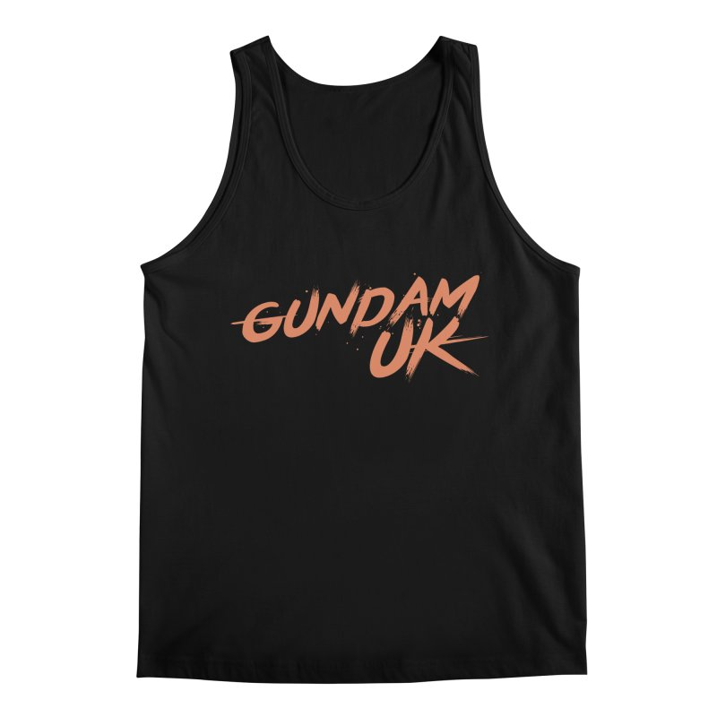 Gundam UK Men's Regular Tank by GundamUK's Store!
