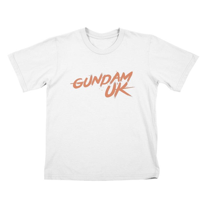 Gundam UK Kids T-Shirt by GundamUK's Store!
