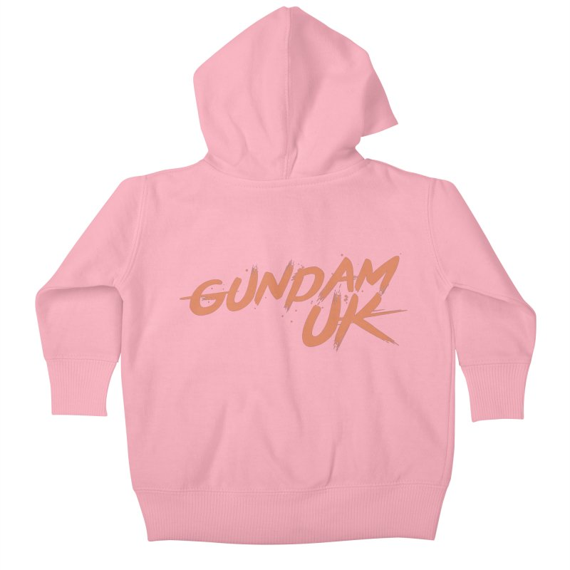 Gundam UK Kids Baby Zip-Up Hoody by GundamUK's Store!
