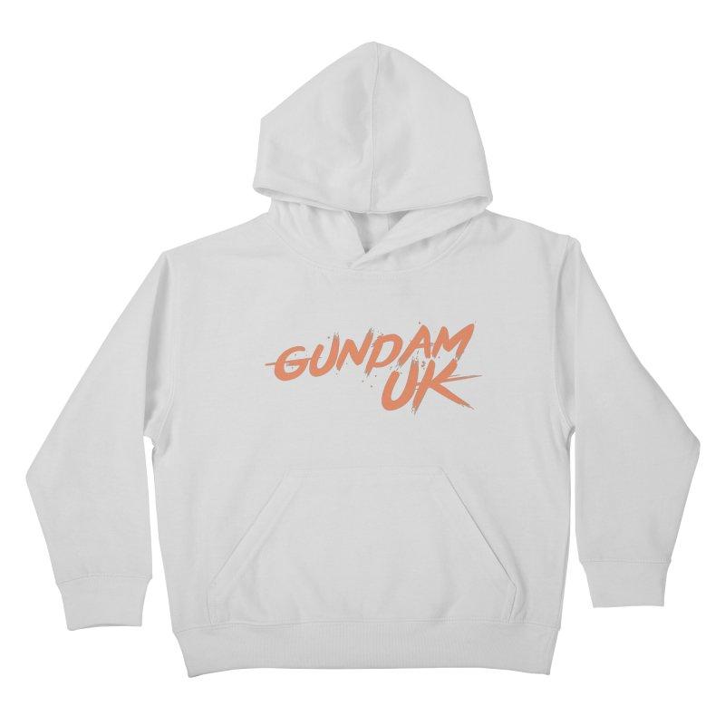 Gundam UK Kids Pullover Hoody by GundamUK's Store!