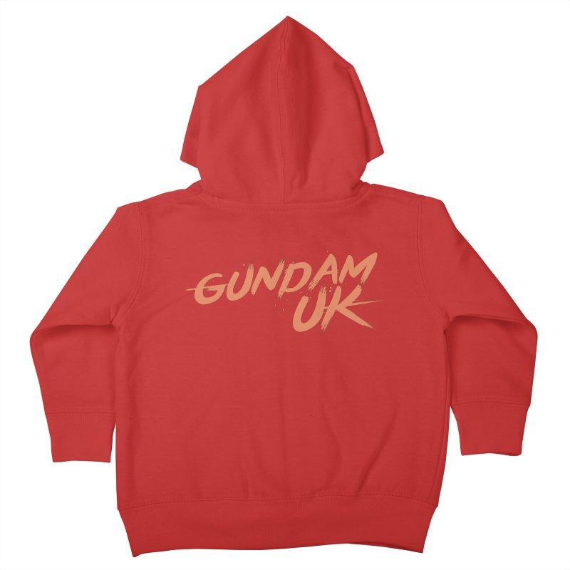 Gundam UK Kids Toddler Zip-Up Hoody by GundamUK's Store!