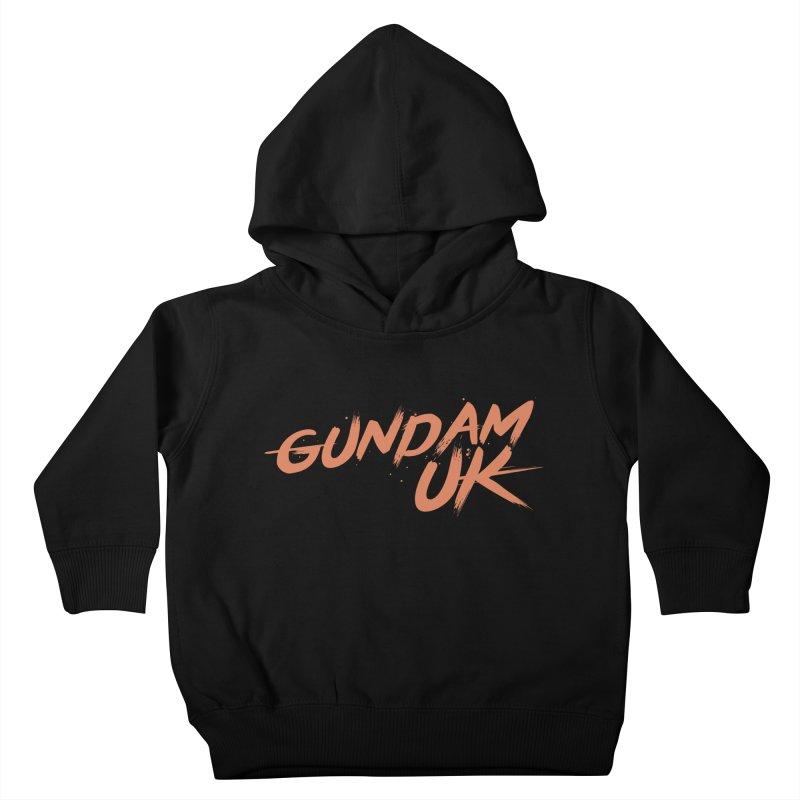 Gundam UK Kids Toddler Pullover Hoody by GundamUK's Store!