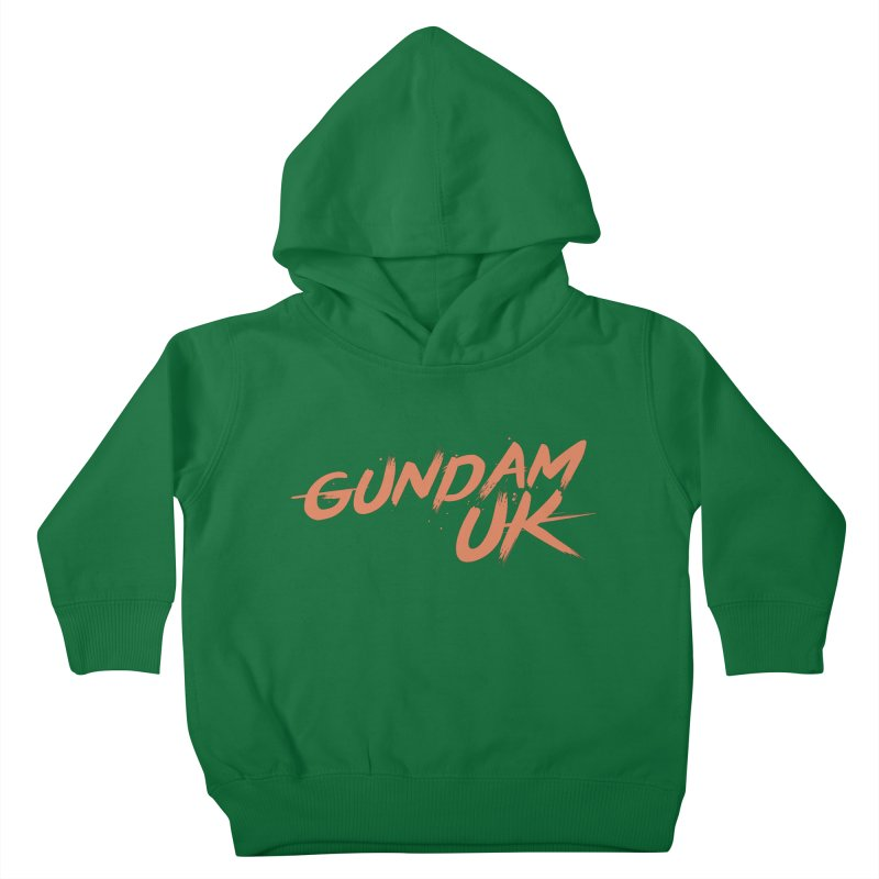 Gundam UK Kids Toddler Pullover Hoody by GundamUK's Store!