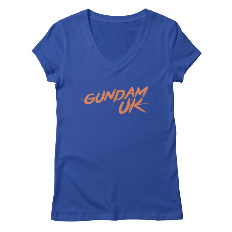 Gundam UK Women's Regular V-Neck by GundamUK's Store!