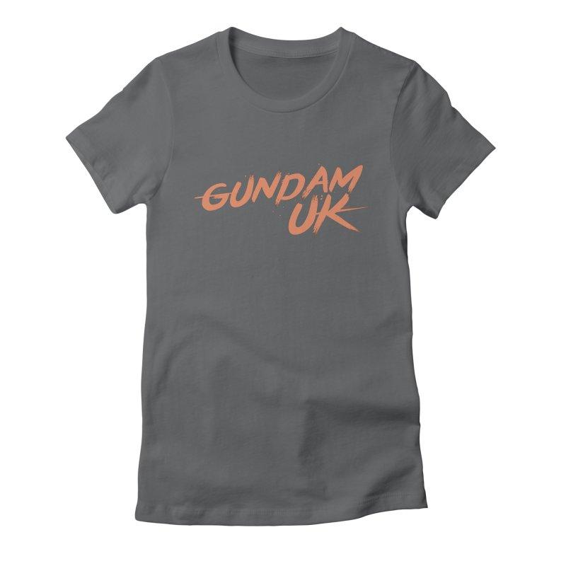 Gundam UK Women's Fitted T-Shirt by GundamUK's Store!