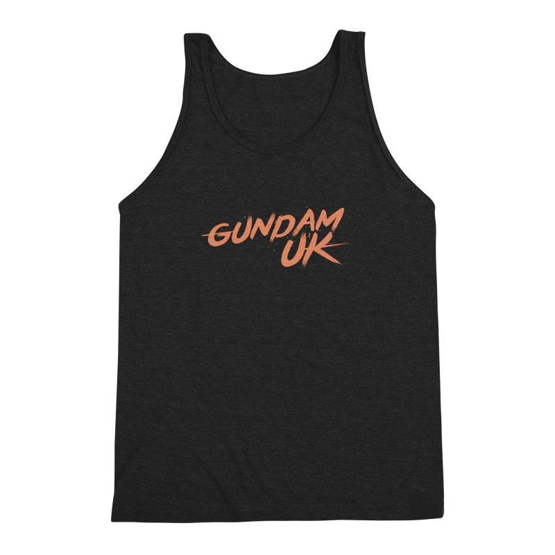 Gundam UK Men's Triblend Tank by GundamUK's Store!