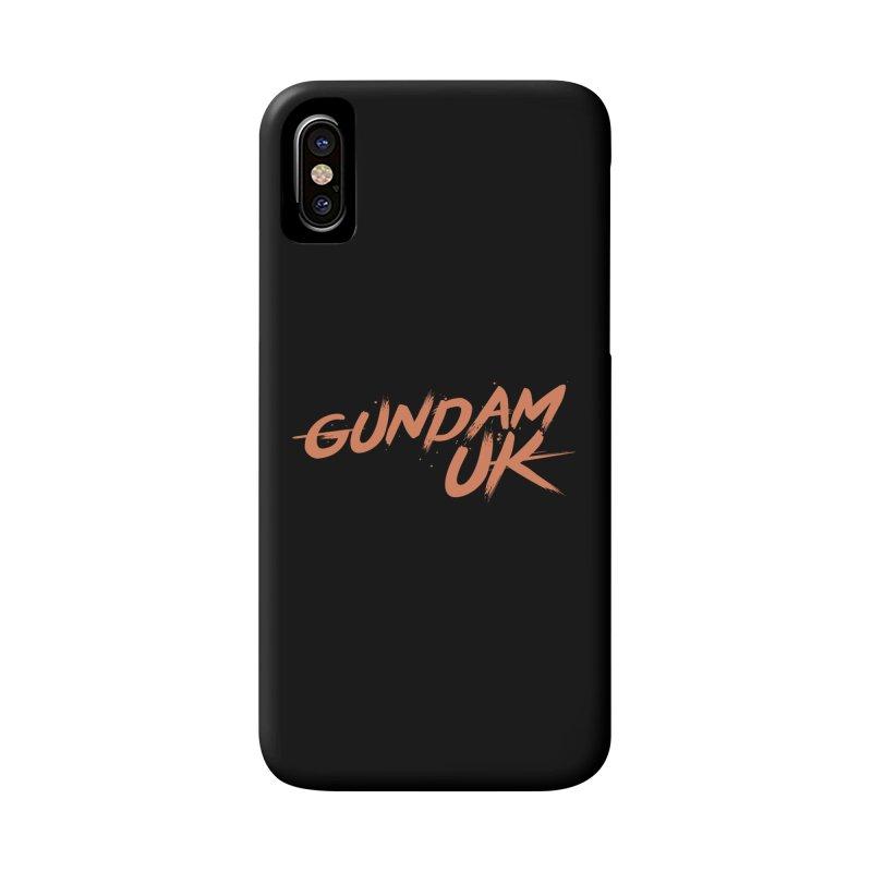 Gundam UK Accessories Phone Case by GundamUK's Store!