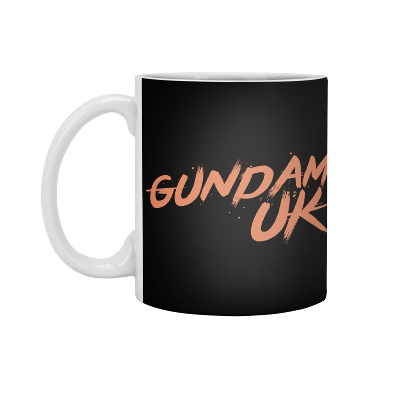 Gundam UK Accessories Mug by GundamUK's Store!