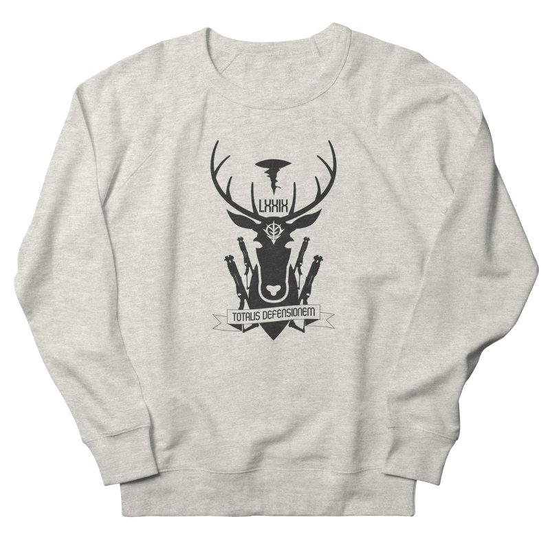 Total Defense of A Bao A Qu Women's French Terry Sweatshirt by GundamUK's Store!