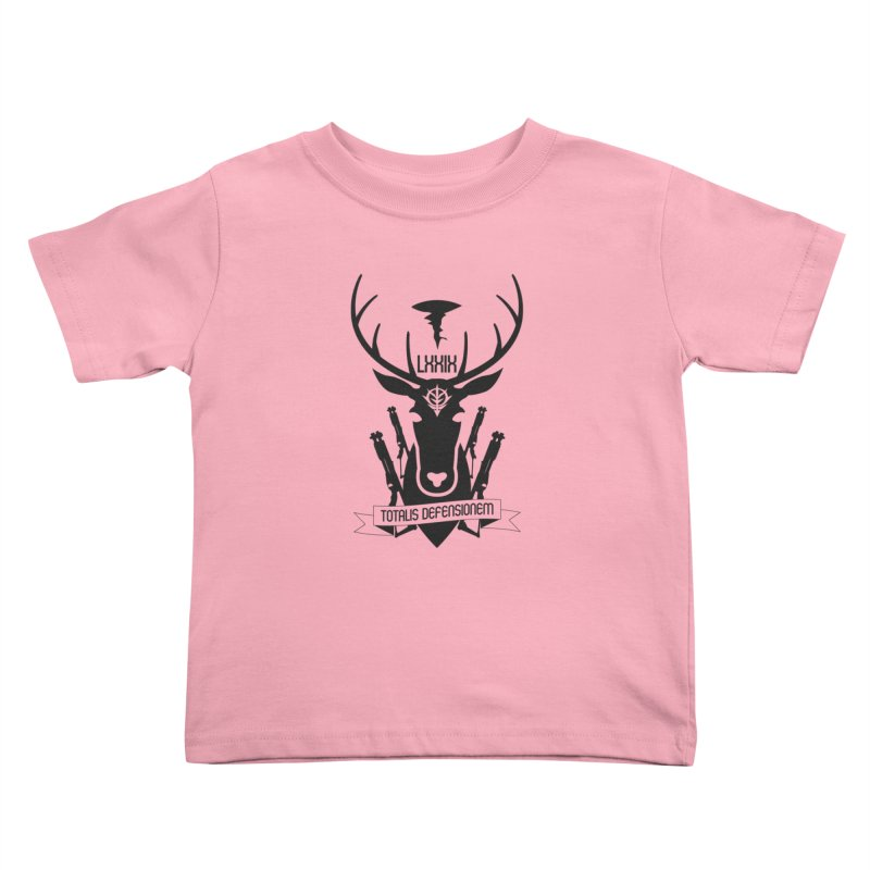 Total Defense of A Bao A Qu Kids Toddler T-Shirt by GundamUK's Store!