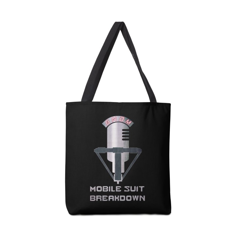 Radio Free Earth Sphere Accessories Tote Bag Bag by Mobile Suit Breakdown's Shop