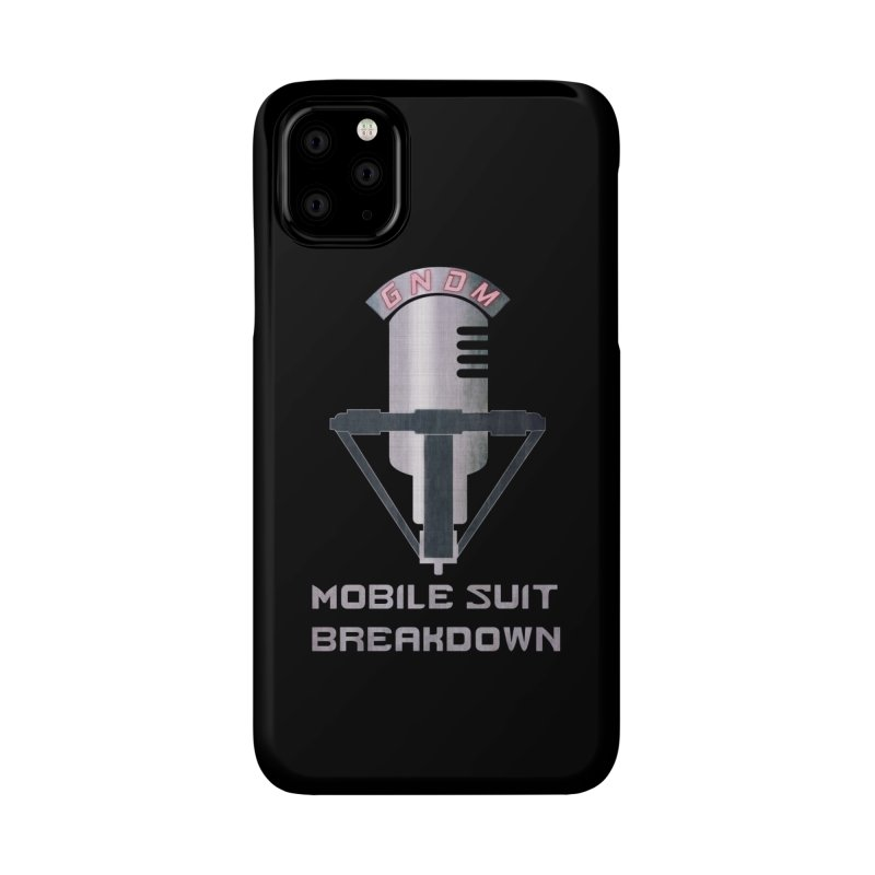 Radio Free Earth Sphere Accessories Phone Case by Mobile Suit Breakdown's Shop