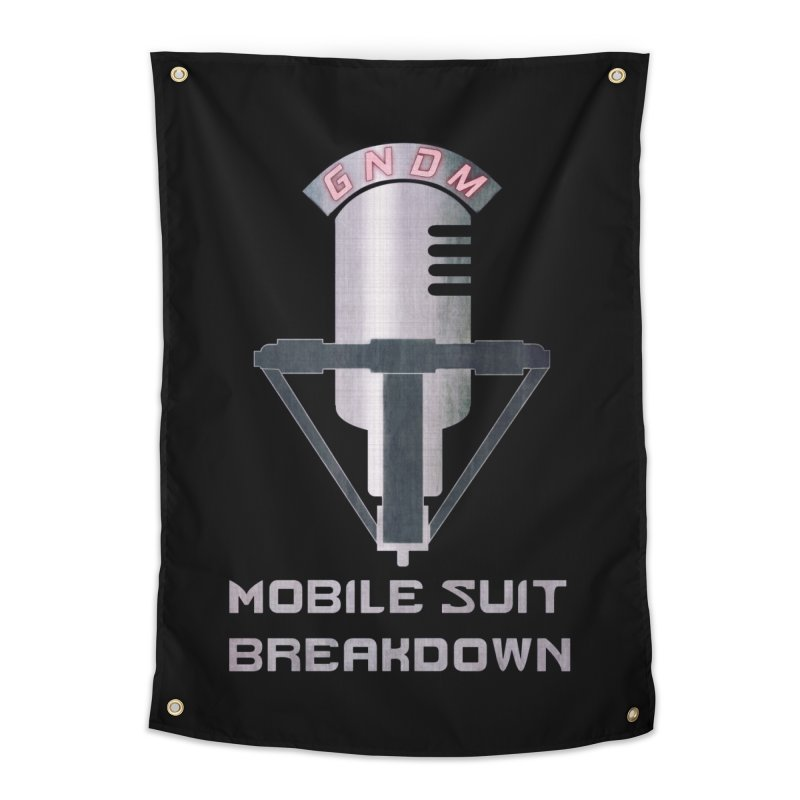 Radio Free Earth Sphere Home Tapestry by Mobile Suit Breakdown's Shop