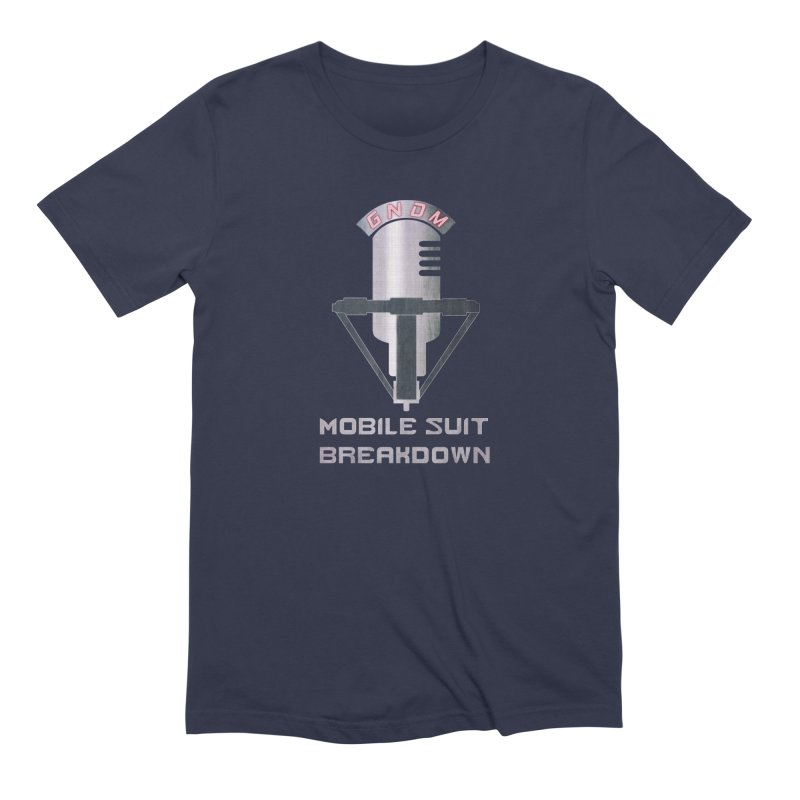 Radio Free Earth Sphere Men's Extra Soft T-Shirt by Mobile Suit Breakdown's Shop