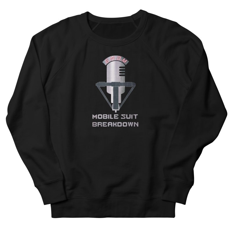 Radio Free Earth Sphere Men's French Terry Sweatshirt by Mobile Suit Breakdown's Shop