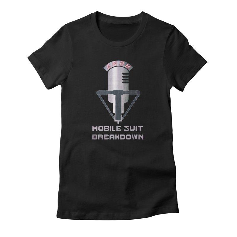 Radio Free Earth Sphere Women's T-Shirt by Mobile Suit Breakdown's Shop